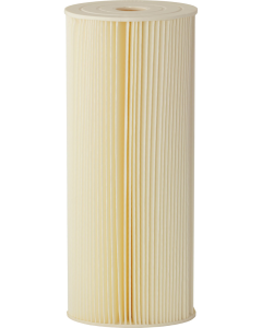"10"" x 4 1/2"" Pleated Particle Filter"