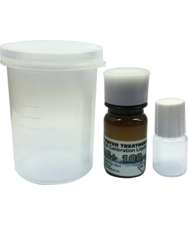Silver Ion Photometer Calibration Kit
