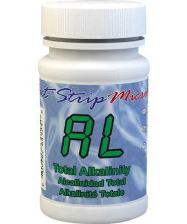 eXact® Strip Total Alkalinity