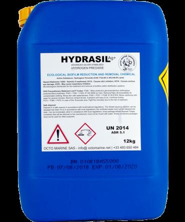 HydraSil Ag+ Biofilm removal chemical