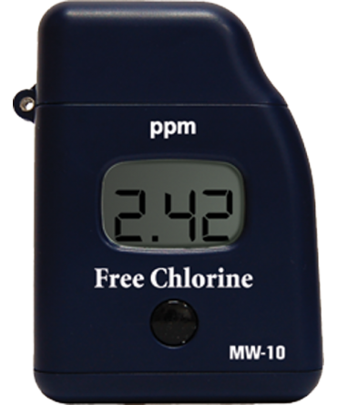 Free Chlorine Hand Held Photometer