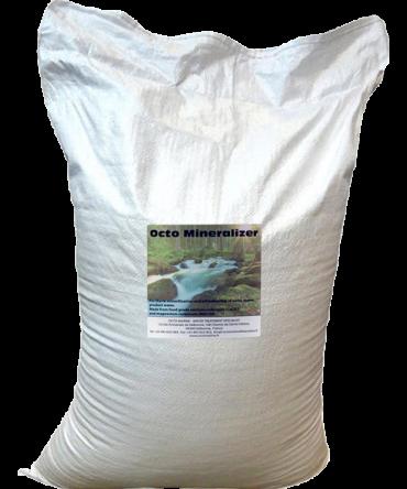 Octo Re-mineralier 25kg