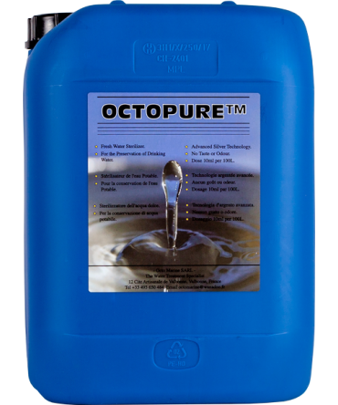 Octopure®  10L Fresh Water Sterilizer
