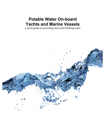 A quick guide on providing clean safe drinking water on Marine vessels