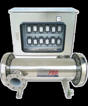 UV Sterilization System 120 GPM (545 LPM)