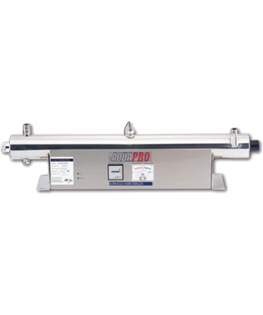 UV Sterilization System 12 GPM (54.5 LPM)