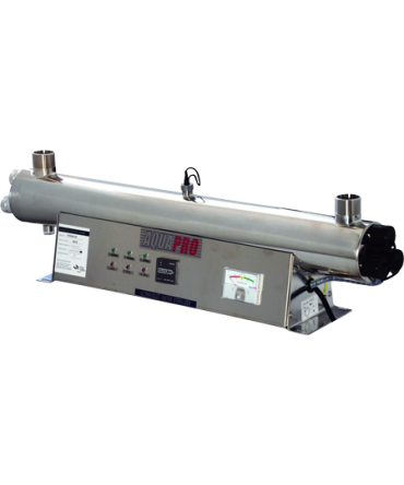 UV Sterilization System 36 GPM (164 LPM)