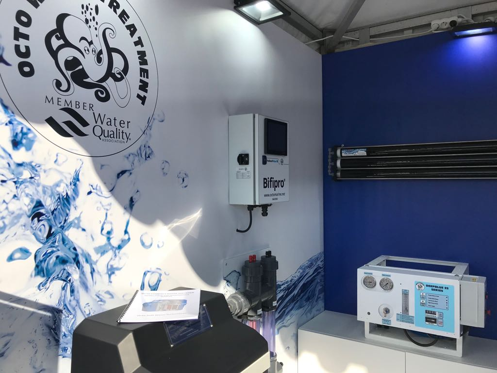 Octo Marine is at Cannes Boat Show