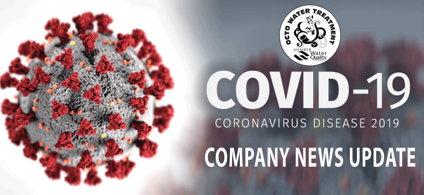 Octo Marine Coronavirus Covid-19 News Update